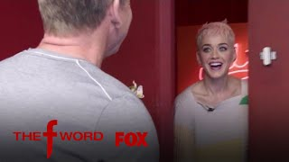 Katy Perry Gives A Tour Of Witness World Wide Headquarters | Season 1 Ep. 3 | THE F WORD