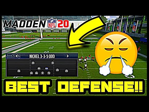 """The *Best* Defense In Madden 20 ‼️ 