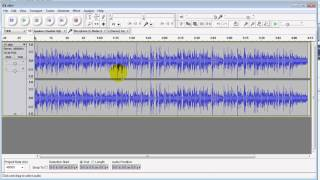 Setting an audio editor to work with Sony Movie Studio (using Audacity as default)
