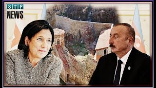 Վրաց-ադրբեջանական սահմանային պատերազմը սրվում է... Ադրբեջանը շարունակում է կեղծել պատմությունը