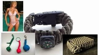 Обзор - браслет из паракорда  - Overview - parachute cord bracelet(Обзор - браслет из паракорда - Overview - parachute cord bracelet Ссылка на товар : 1) http://tropotop.com.ua 2)http://hmplaksiy.wixsite.com/tropotop ..., 2016-09-30T21:02:36.000Z)