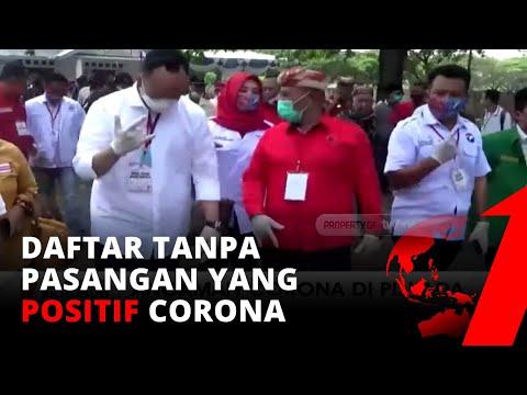 Waspada Corona di Pilkada, Cawabup Lampung Selatan Positif Corona | tvOne