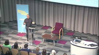 Yanis Varoufakis at Festival of Debate 2018, Sheffield Hallam University (18th April 2018)