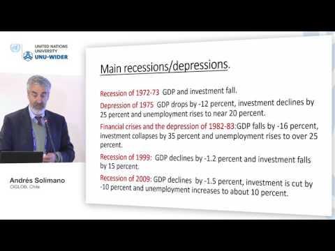 Responding to crises conference – Responding to economic shocks 4/5