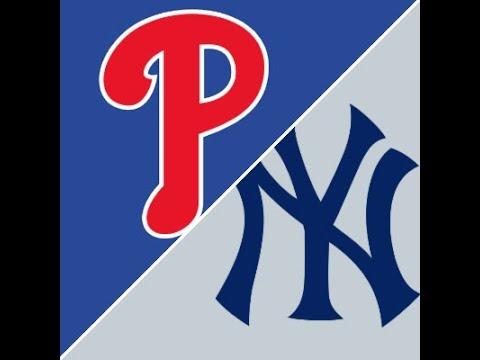 Yankees vs. Phillies - Game Recap - August 5, 2020 - ESPN