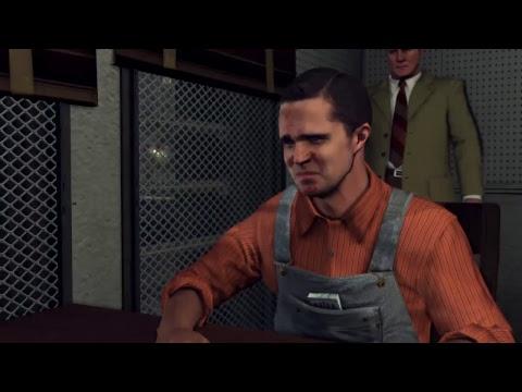 L.A. NOIRE (PS4) The Studio Secretary Murder