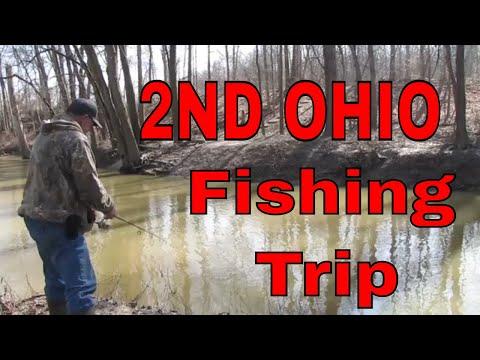 2nd Ohio Fishing Trip: 2020