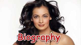 Dia Mirza - Pretty Actress of Bollywood | Biography