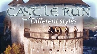 CASTLE RUN - ORAVA - Different styles - Ep.6/8