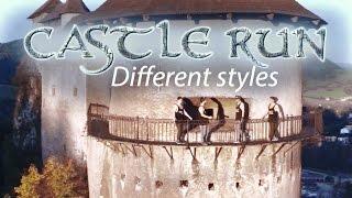CASTLE RUN - ORAVA - Different styles - Ep.6/8