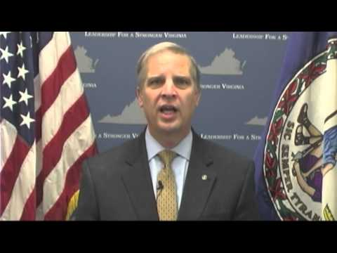 Sen. Mark Obenshain Delivers the Weekly Virginai Republican Address