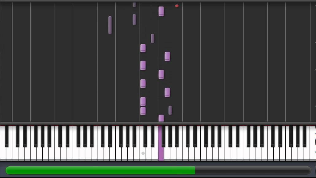 Titanium David Guetta Ft Sia Synthesia How To Play Midi Youtube