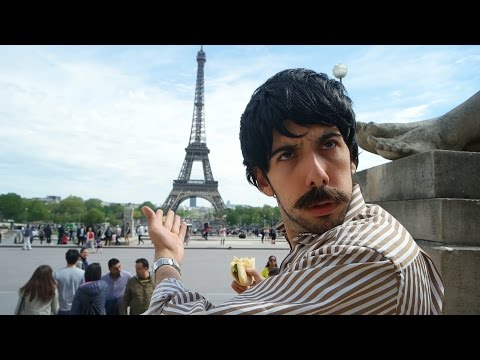 TURK IN PARIJS! - Mahmut Reizen