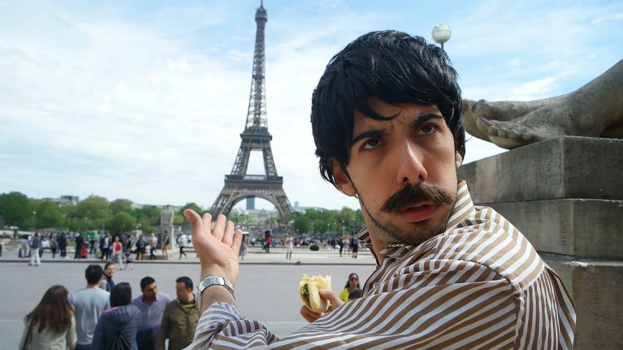 Download TURK IN PARIJS! - Mahmut Reizen
