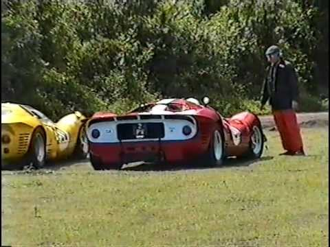 Goodwood 1997, Classic Ferrari Racing cars and Other Sportscars