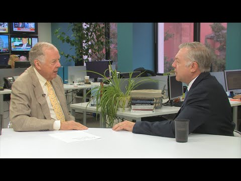 T. Boone Pickens talks to Dr. Arthur Herman of the Hudson Institute