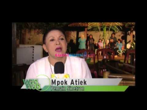 Syukuran 250 Episode Sinetron Emak Ijah Pengen ke Mekkah - Was Was 25 Maret 2014
