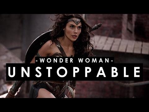 Wonder Woman || Unstoppable