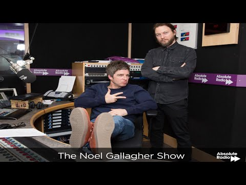 The Noel Gallagher & Matt Morgan Show 2016 | Absolute Radio