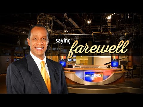 WBOC Says Goodbye to Paul Butler