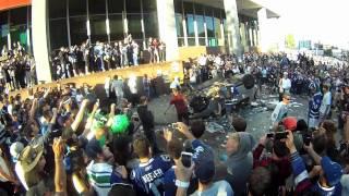 Vancouver Riot - 2011 - Stanley Cup - Part 1