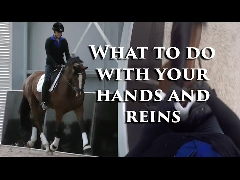What to do with your Hands & Reins - Dressage Mastery TV Ep77