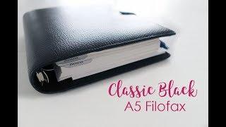 A5 Finsbury Filofax