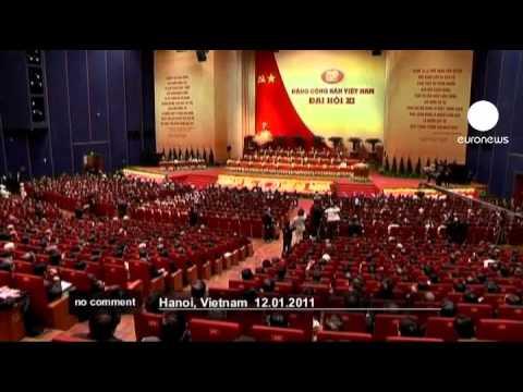 Vietnam's Communist Party Congress - no comment