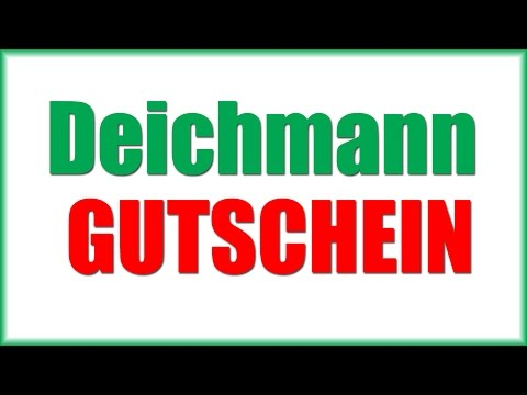 coupon code deichmann