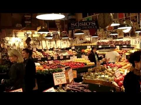 The Pike Place Market Seattle