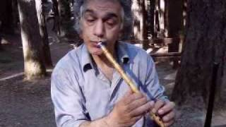 Omar Faruk Tekbilek teaches about the Ney and Zurna for GildedSerpent.com