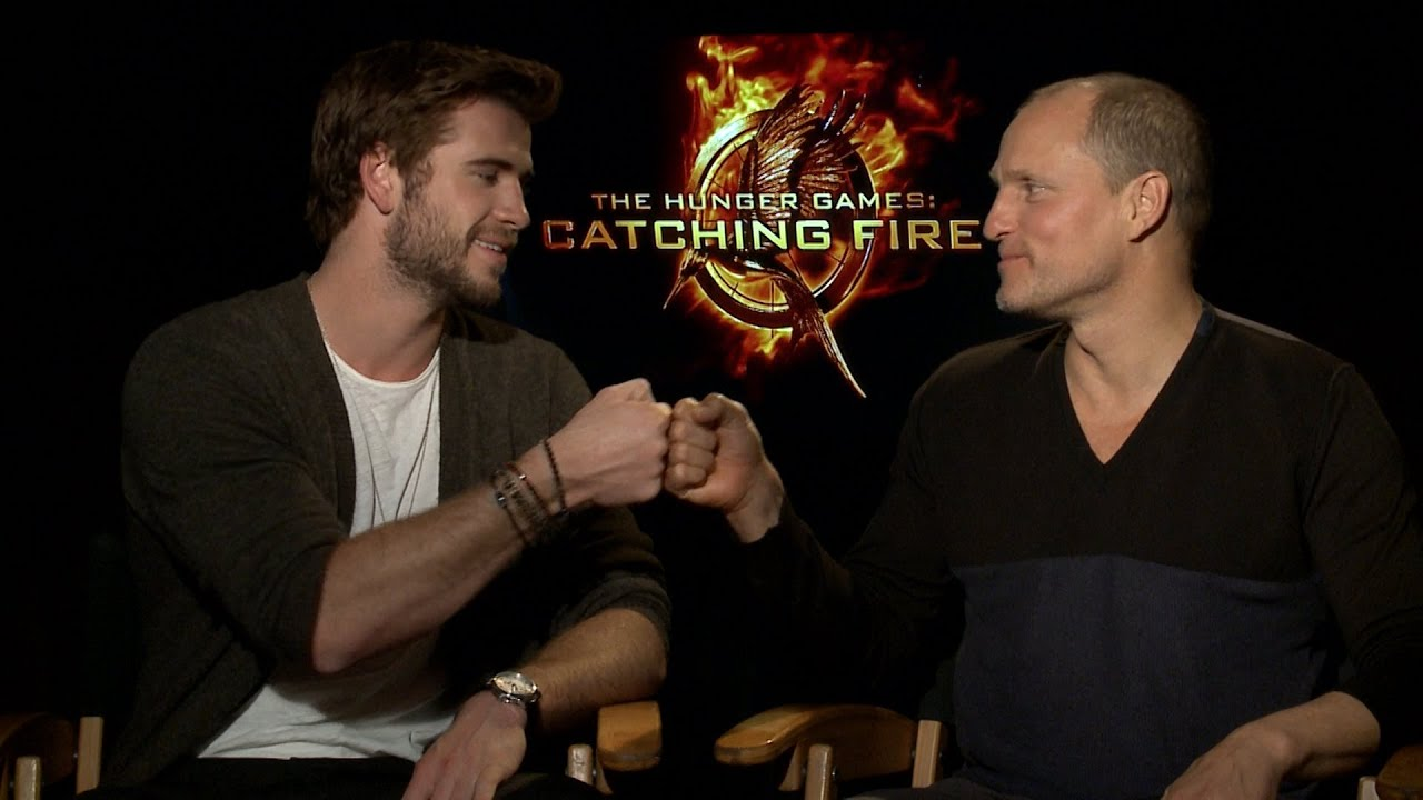 Talk to today about the hunger games catching fire youtube