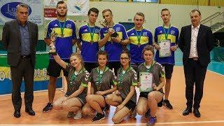 XVI Mistrzostwa Miasta Ostro³êki Szkó³ ¦rednich w Tenisie Sto³owym