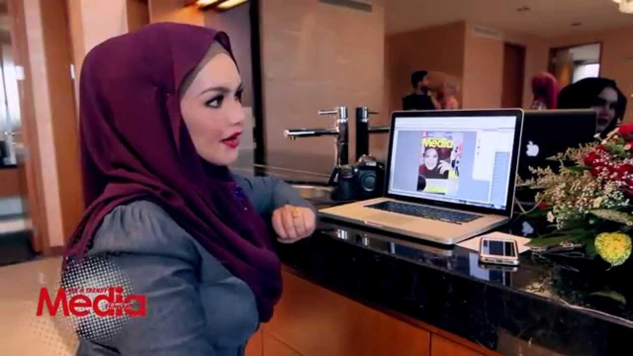 Mh tv di sebalik tabir sesi fotografi bersama dato siti for Siti di collezionismo