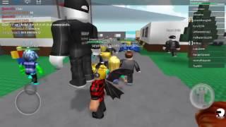 Multiplayer (Auditi) ROBLOX!!!
