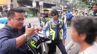 MMDA Clearing Operation Manila