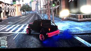 GTA 5 Online RARE Lifted Mesa (not merryweather)