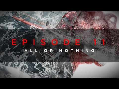 Volvo Ocean Race RAW: All Or Nothing – Official Film 2017-18 | Volvo Ocean Race