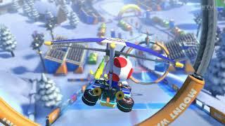 Wii U - Mario Kart 8 - Mount Wario