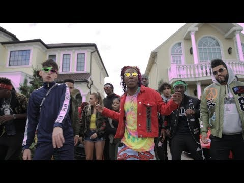 Yvng Swag - Flamingo Star ft. PedritoVM (Official Music Video)