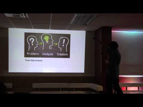 """""""P.I.C.N.I.C.: Prison Industrial Complex for Negros in Circumstance"""" lecture by Divine Prospect"""