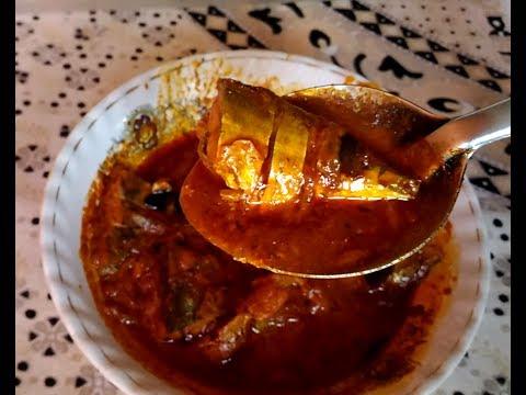 Bangda/Indian Mackerel Fish Recipe | Sour And Spicy Dish | Indian Food Konkan Style | Mothers Recipe