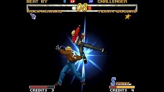 [TAS] Terry VS Rock (Garou: MotW)