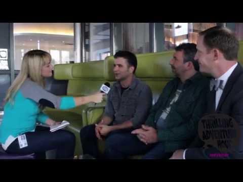 An Exclusive  with Marc Evan Jackson, Mark Gagliardi and Craig Cackowski of 'TAH'!