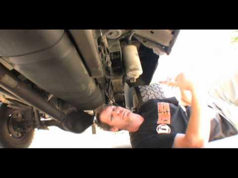 Get Good MPG in your Diesel Truck