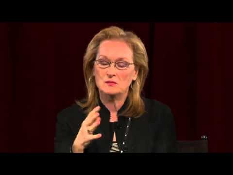 Meryl Streep & Margo Martindale  August: Osage County Q&A Part 3 of 3