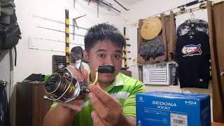 SH MANO Sedona 1000 Fishing Reel - Review
