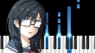 "Cover images Oresuki OP - ""Papapa"" - Piano Tutorial / Piano Cover"