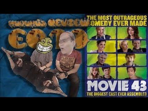 รีวิวหนัง MOVIE 43 แบบละเอียดยิบๆ [ สปอยล์ ] หนอนหนังรีวิว