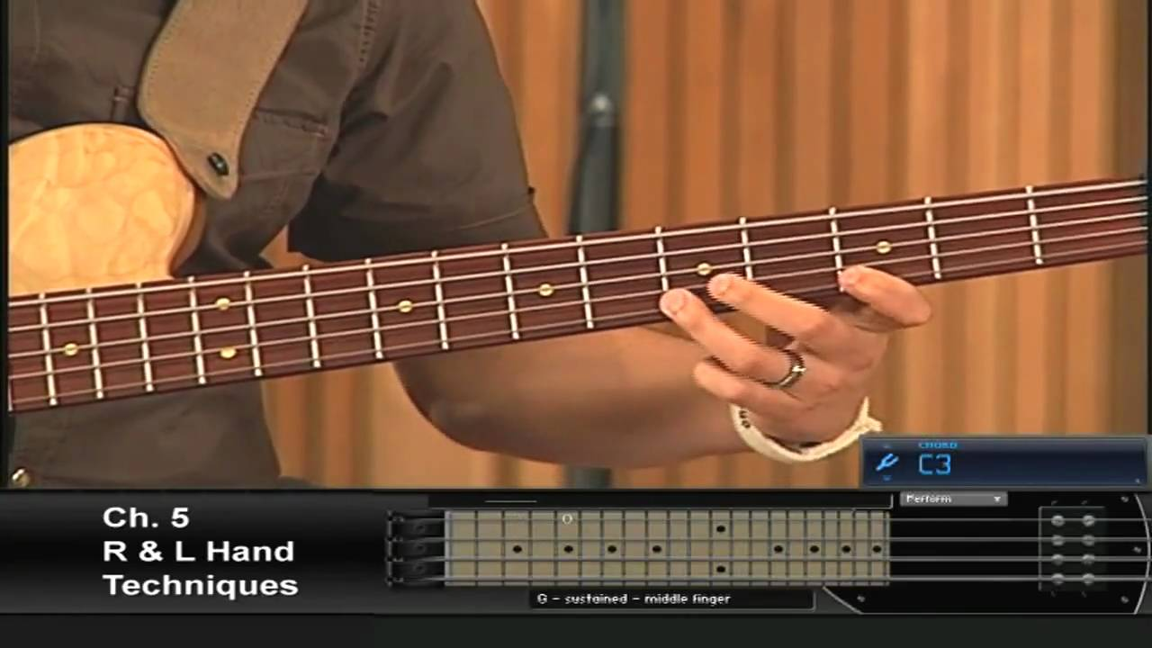 Learn Bass Guitar Gospel and Urban - Learn Bass Techniques ...